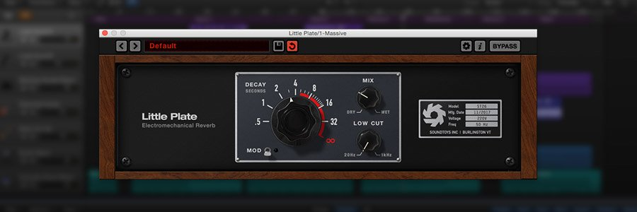 Soundtoys Little Plate - Free until November 22