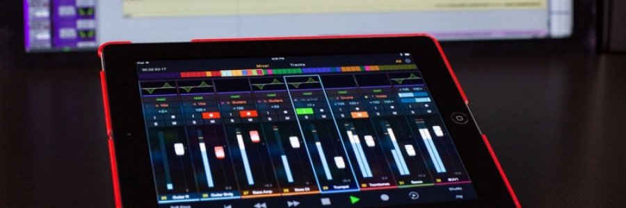 Avid Annouces Free iPad App for Controlling Pro Tools